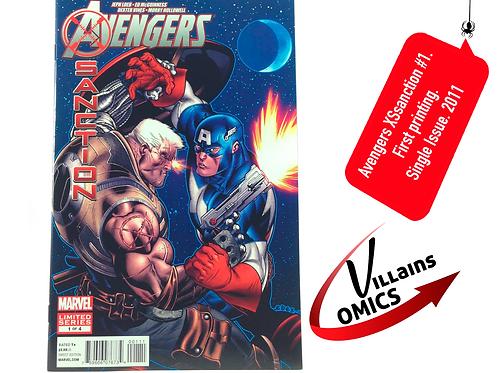 Avengers XSanction #1