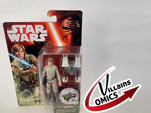 Star Wars The empire strikes back Luke Skywalker