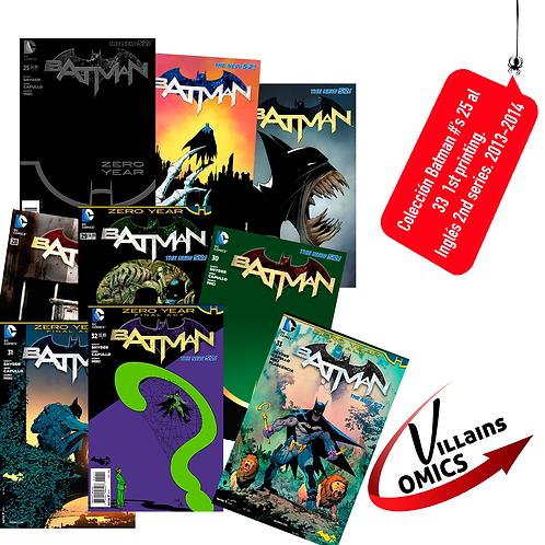 Batman Zero Year Part 2 Dark City