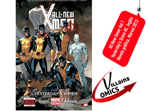 All New Xmen Vol 1 (HC)