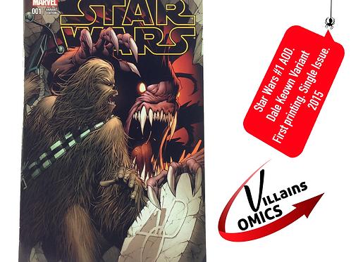 Star Wars #1 AOD