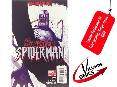 Sinister Spiderman #1