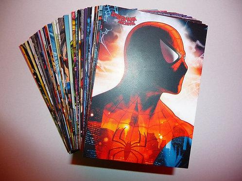 Set de Tarjetas coleccionables Spiderman Archives