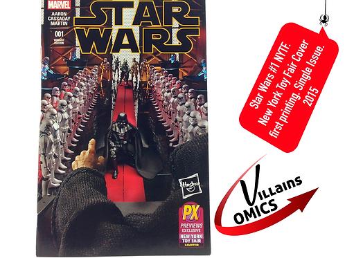 Star Wars #1 Variante NYTF