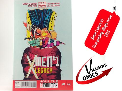 Xmen Legacy #1