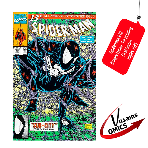 Spiderman #13 (Single Issue)