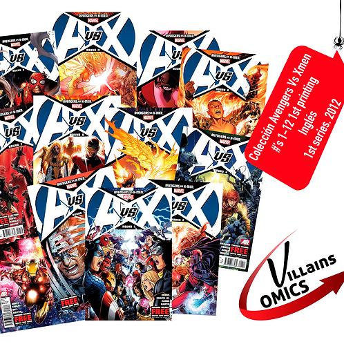 Avengers Vs Xmen (Single Issues)