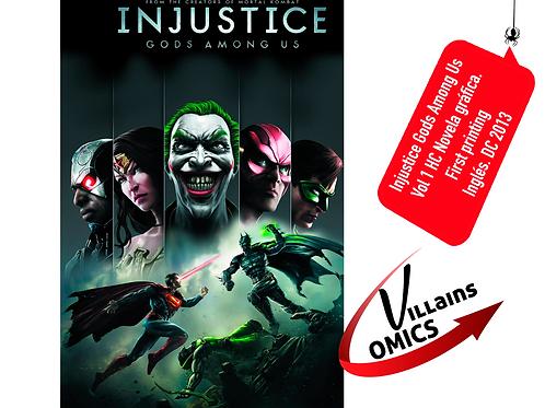 Injustice Gods Among Us Vol 1 (HC) 2013