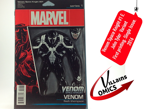 Venom Space Knight #1 E Variante John Tyler