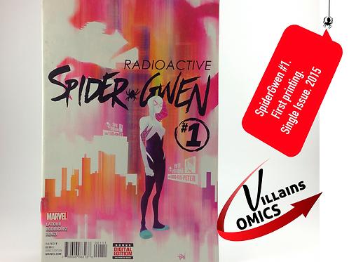 Radioactive Spider Gwen #1A