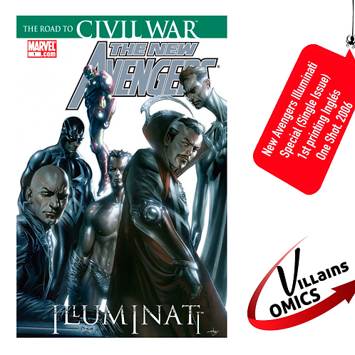 New Avengers Illuminati Special (Single Issue)