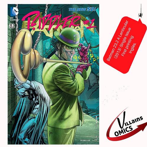 Batman #23.2 lenticular