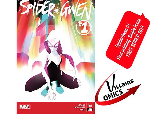 Spider Gwen #1A