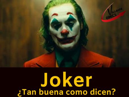 Joker ¿Tan buena como dicen?