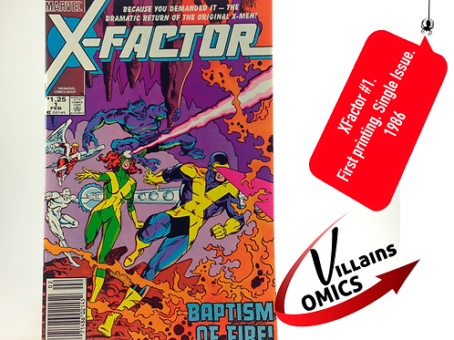 X Factor #1