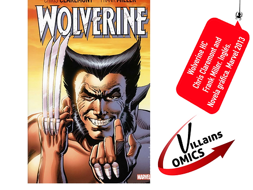 Wolverine (HC) by Claremont and Miller