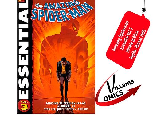 Amazing Spiderman Essential Vol 3 (TPB)