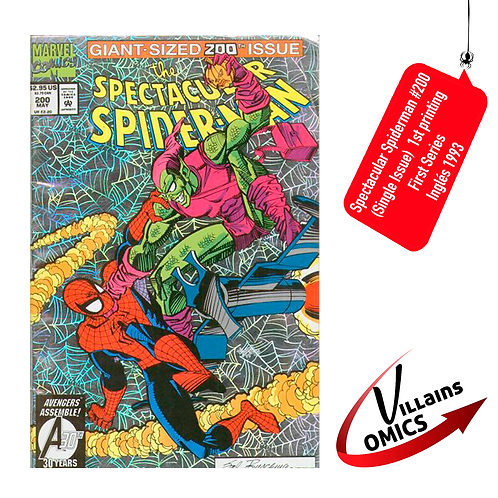 Spectacular Spiderman #200 (Single Issue)