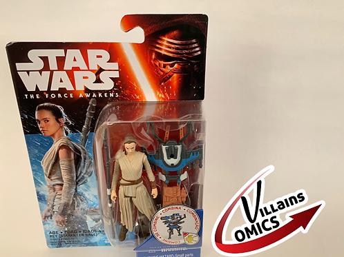 Star Wars The force awakens Rey (starkiller base)
