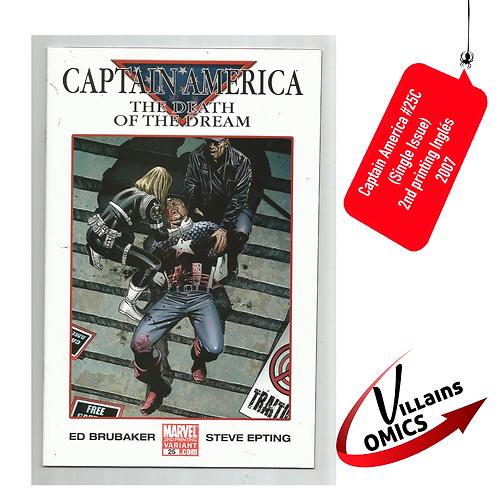 Captain America #25C (Single Issue)