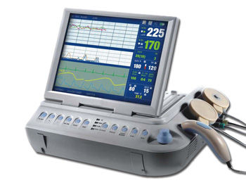 Cardiotocofrafo Evoluto -Monitor Materno Fetale