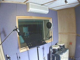 studio vocal booth