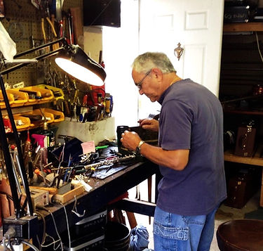 woodwind repairman