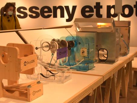 ¡Emergencia! Diseños contra la COVID-19 en el Museo del Diseño de Barcelona