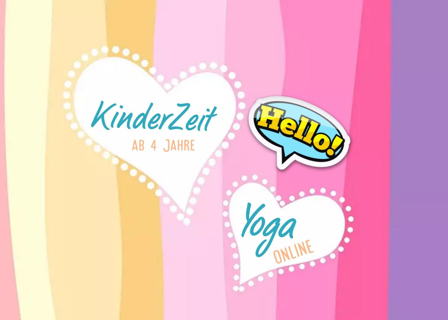 KinderZeit Yoga