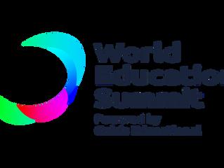Sunridge Associates to present at the World Education Summit with Professor John Hattie, March 2021