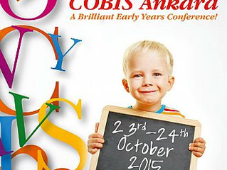 COBIS EYFS Conference