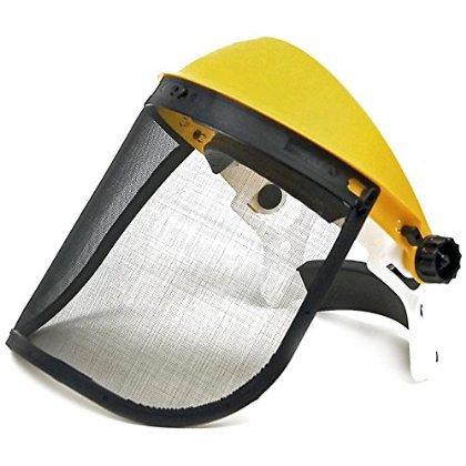 maschera protettiva per decespugliatore