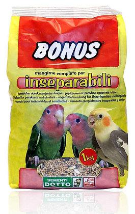 bonus. mangime completo per inseparabili 1