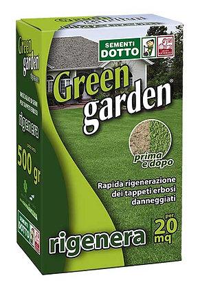 green garden rigenera prato