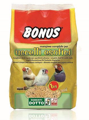bonus uccelli esotici 1kg