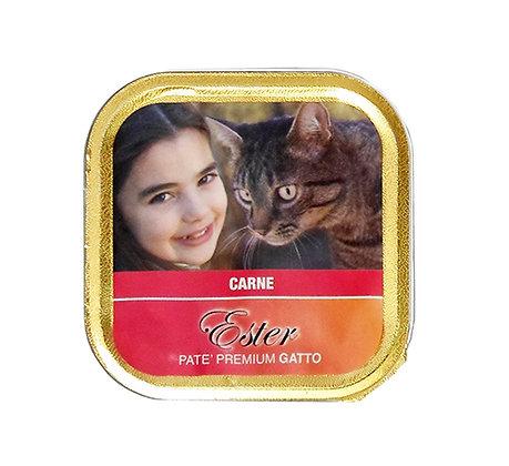 patè di carne premium per gatto