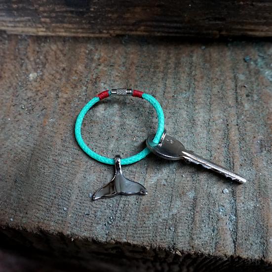 Fishing Net key ring