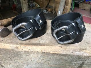 Rame belts black