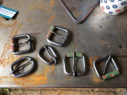 Raw buckles