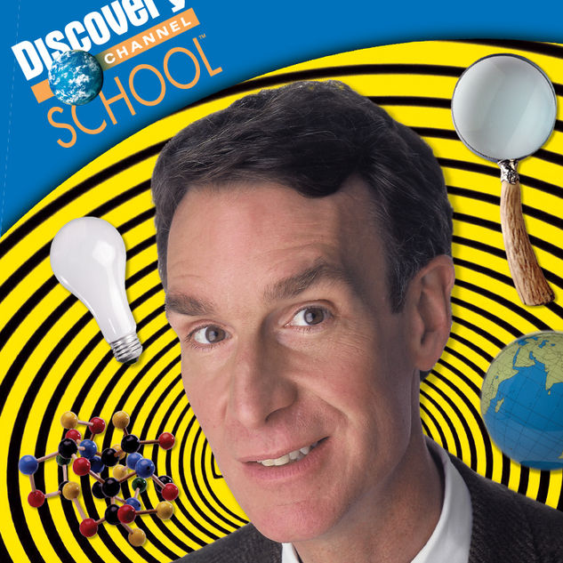 Discovery Bill Nye Educational Products Catalog