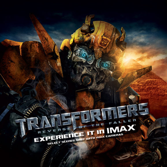 Transformers Key Art