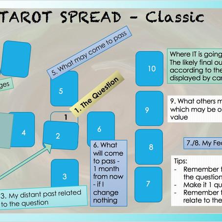 Classic Tarot Spread
