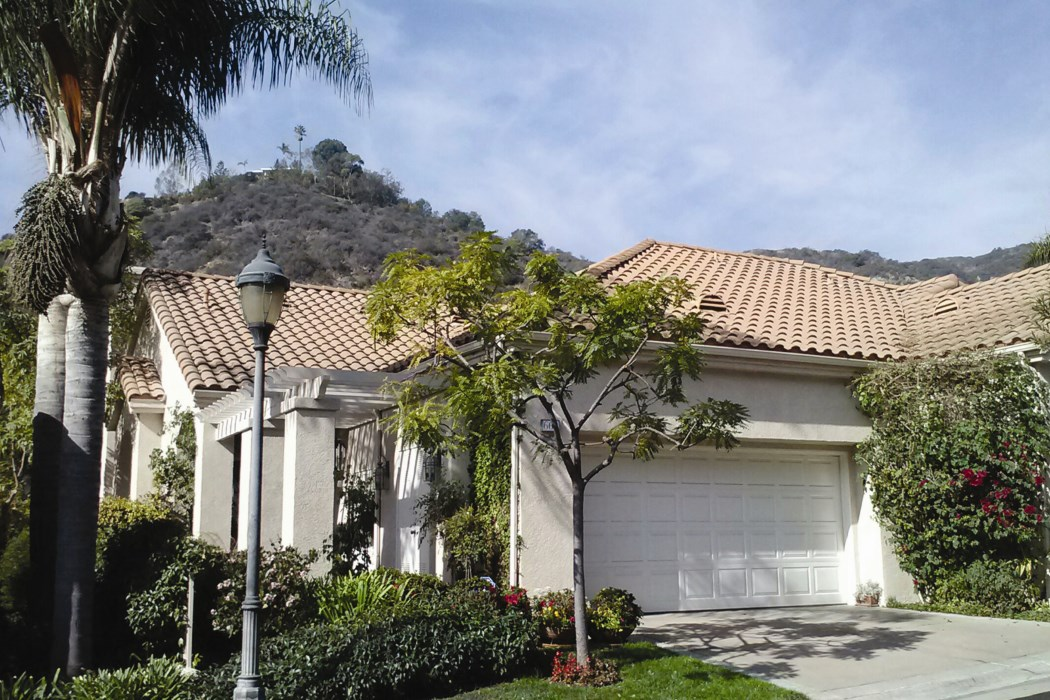 Gated Palisades Townhome