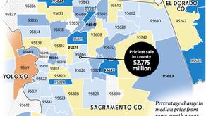 Sacramento home prices hit 10-year high