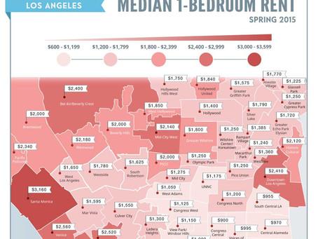 Santa Monica tops LA rental market (again)