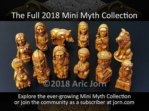 Mini Myth 2018 Collection