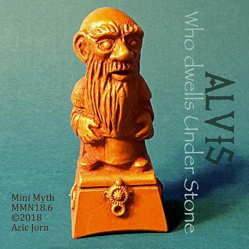 Mini Myth - Alvis