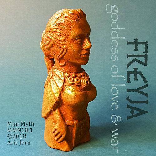Mini Myth - Freyja