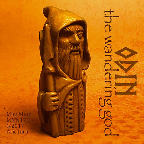 Mini Myth - Odin