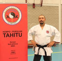 David Tahitu